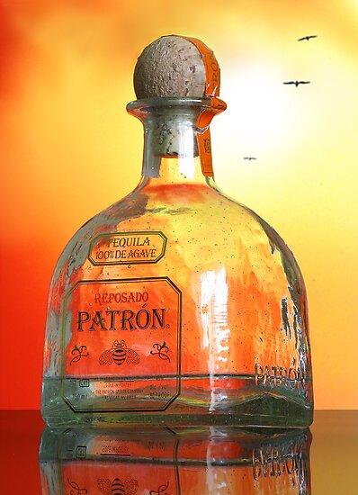 Tequila Sunrise by John Poon