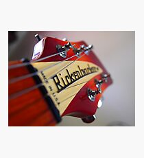 A guitar of class & quality Photographic Print