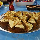 Go on - grab a slice! Delicious Carrot Cake von BlueMoonRose