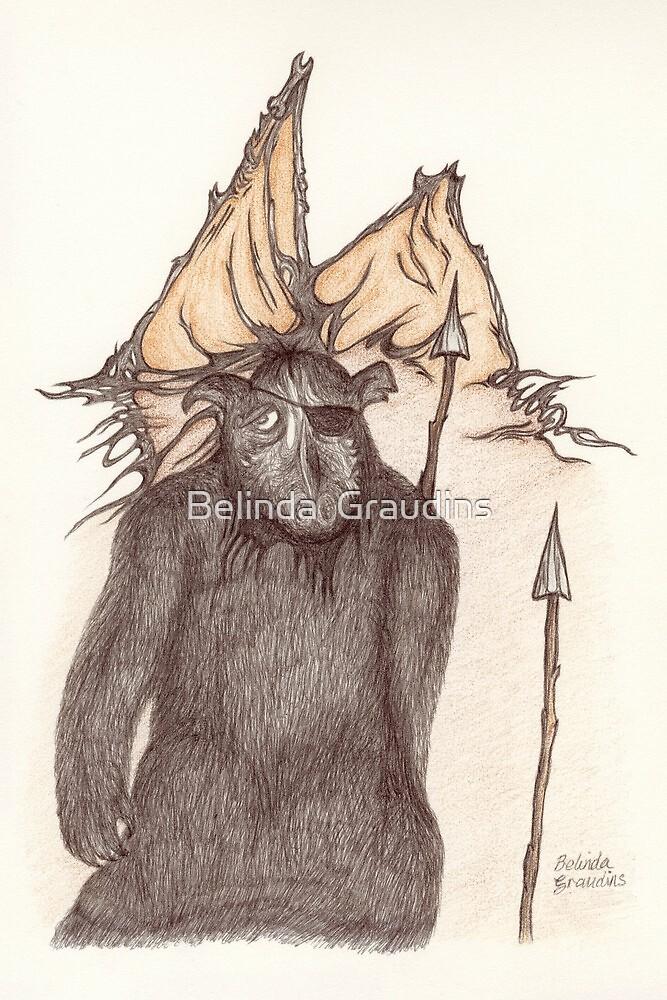 Marlock - Mountain Beast by Belinda  Graudins
