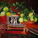 Lemons by ana bilic prskalo