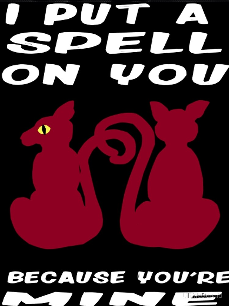 I Cast a Spell by Lili McDonald