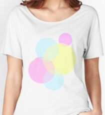 Bubbly Women's Relaxed Fit T-Shirt