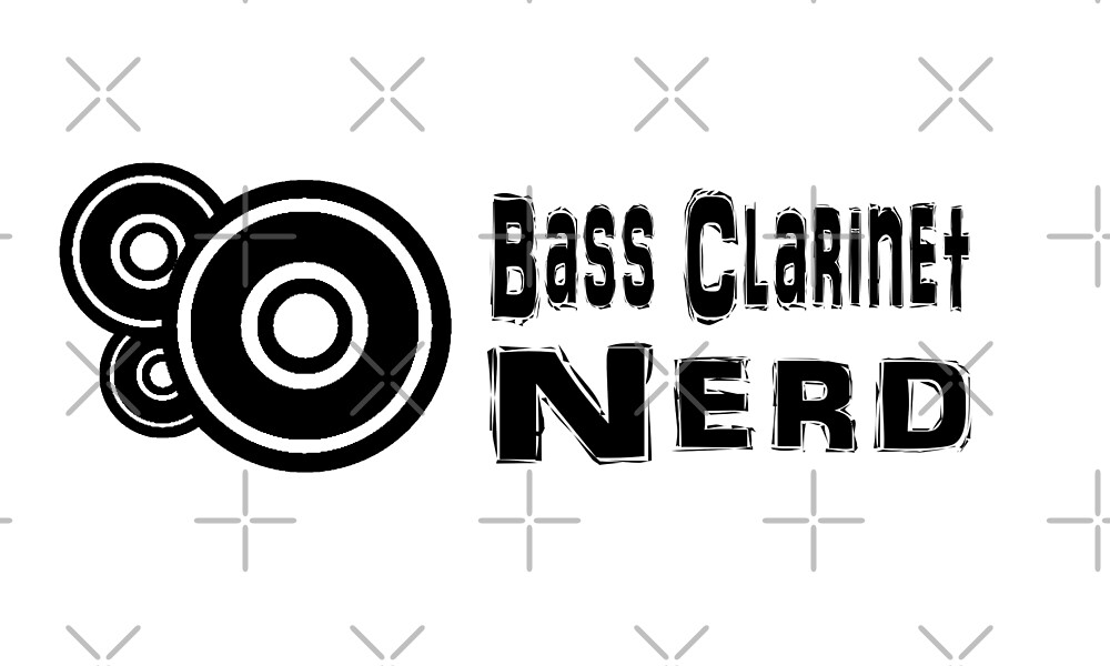 Bass Clarinet by greatshirts