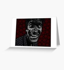 Ash - From Evil Dead Greeting Card