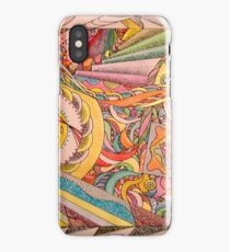 abstract path to enlightenment iPhone Case/Skin