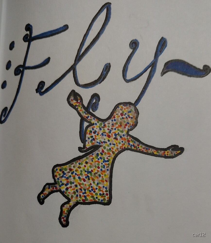 fly free and colorfully by cer12