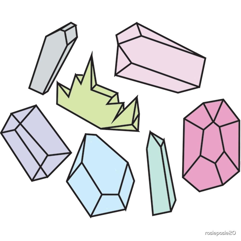Crystals by rosieposie20
