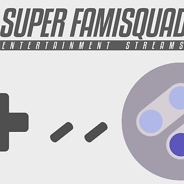 Super Famisquad - US Controller by andymania