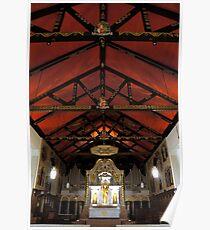 Basilica Altar Poster