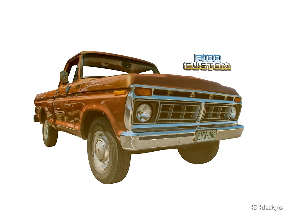 Ford F100  by 454designs