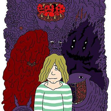 Kurt Cobain by KevinScauri
