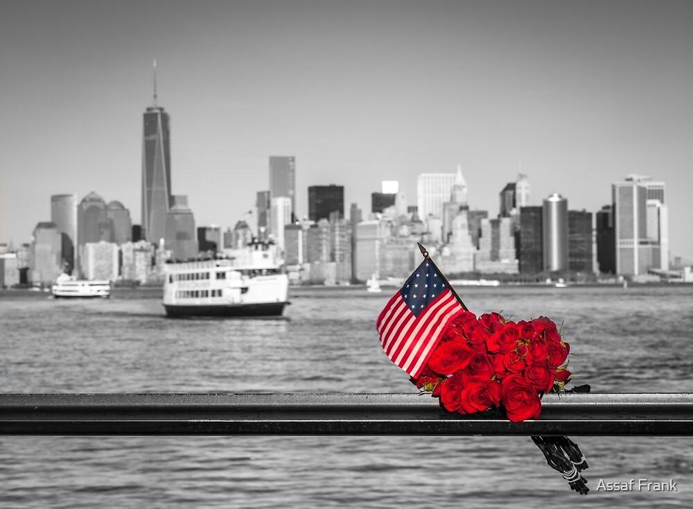 I Love New York by Assaf Frank