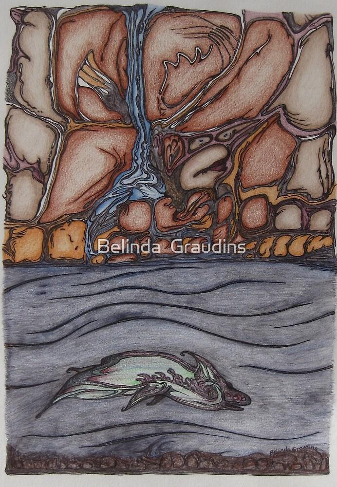 Ancient Flow by Belinda  Graudins
