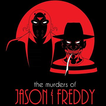 The Murders of Jason and Freddy by kentcribbs