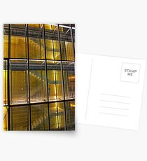 Reflecting Stairs Postcards