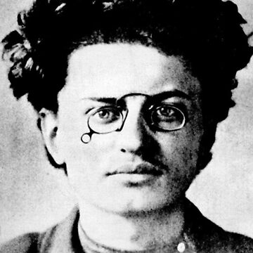 Historical Hipsters - Leon Trotsky by c-w-w
