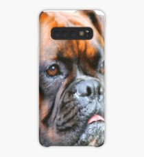 Germany boxer dog  Case/Skin for Samsung Galaxy