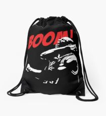 MJ Boom Drawstring Bag
