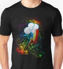 Rainbow Dash Cutie Mark  Unisex T-Shirt