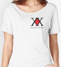 Hunter Association Women's Relaxed Fit T-Shirt
