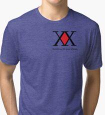 Hunter Association Tri-blend T-Shirt