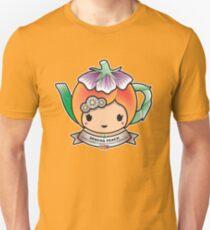 Sencha Peach Teapot Unisex T-Shirt