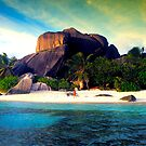 Anse source d'argent by andreaminerdo