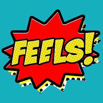 Feels! by fandomwithlove