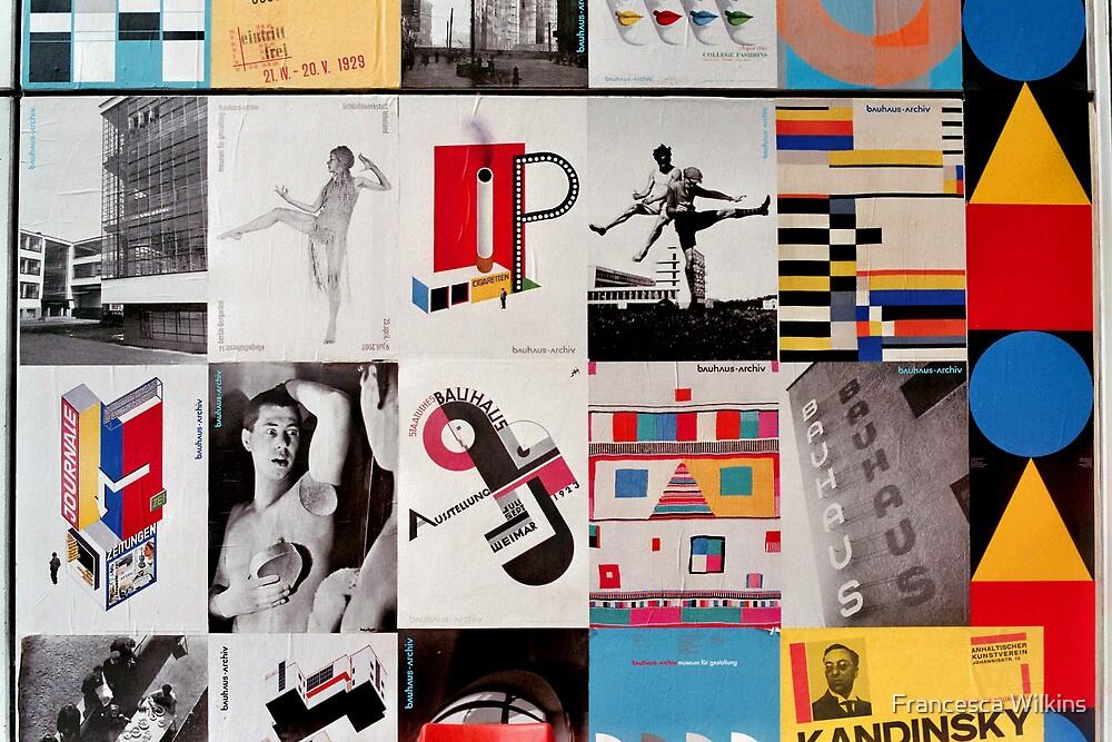 The Bauhaus Way by Francesca Wilkins