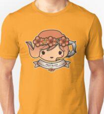 Fruit Blush Teapot Slim Fit T-Shirt