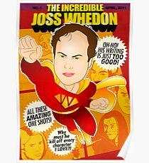 Joss Whedon Poster