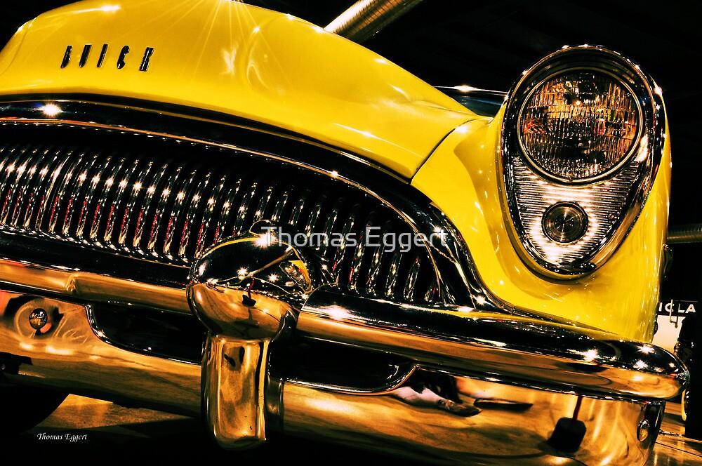 54 Buick Road Master by Thomas Eggert