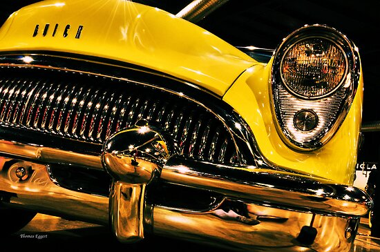54 Buick Road Master by Thomas Eggert