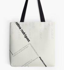 Bauhaus Logo Tote Bag
