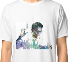 Reanimator | Herbert West | Jeffery Combs | Galaxy Horror Icons Classic T-Shirt