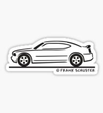 2010  New Dodge Charger Sticker