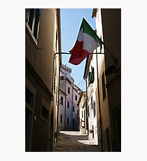 Viva Italia Photographic Print