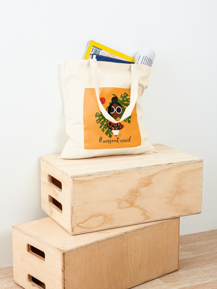 Alternate view of Wildfire Tote Bag