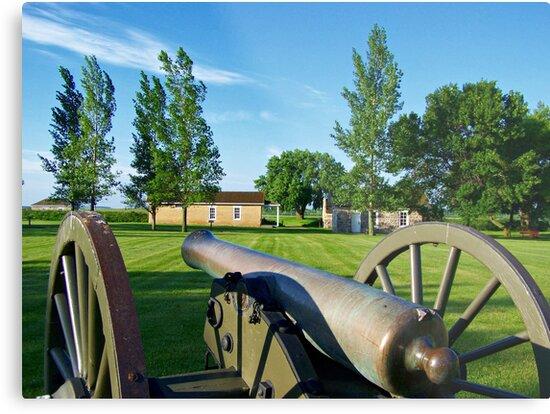 Prairie Outpost by Greg Belfrage