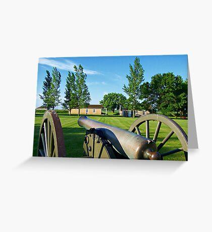 Prairie Outpost Greeting Card