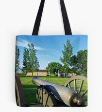 Prairie Outpost Tote Bag