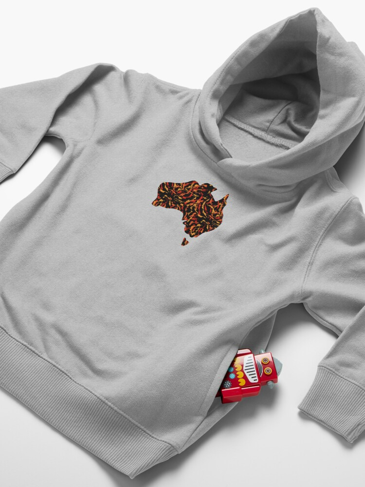 Alternate view of Wildfire Toddler Pullover Hoodie