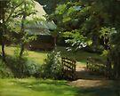 Old Homestead by Karen Ilari