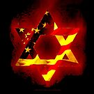 UNITED STATE OF ISRAEL 011 by LBStudios
