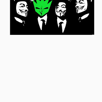 Anonymous by mintofruit