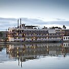 Murray Princess by Dave  Hartley