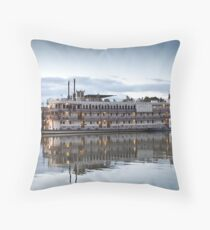 Murray Princess Throw Pillow