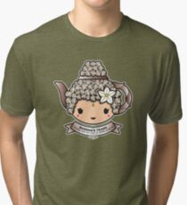 Buddha's Tears Teapot Tri-blend T-Shirt