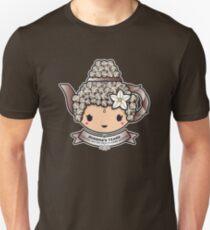 Buddha's Tears Teapot Slim Fit T-Shirt